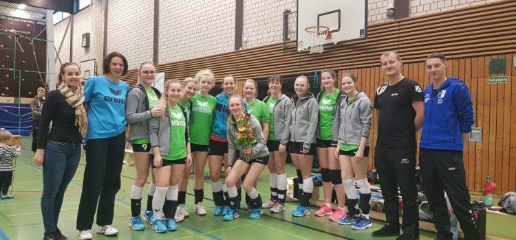Rebecca Heitmann bestreitet 200. Punktspiel für den SSV Pr. Ströhen