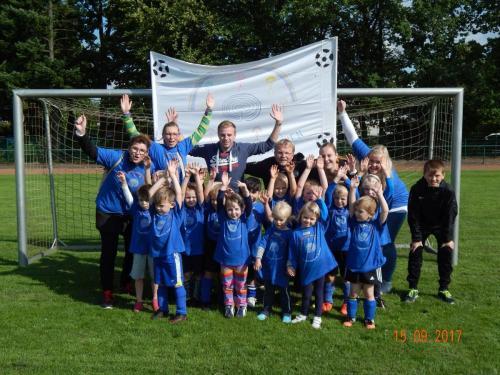 Kindergarten Cup 2017